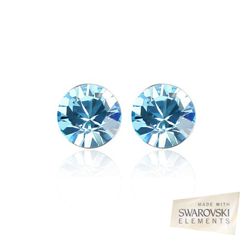 swarovski elements stud earrings
